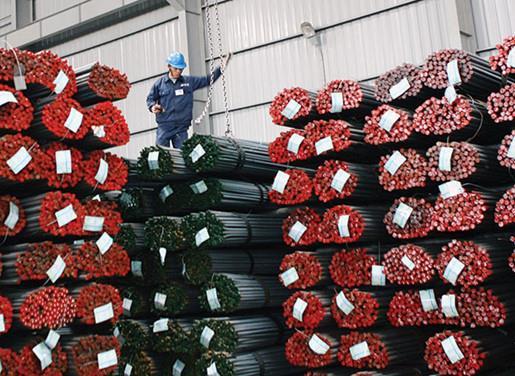 Thép nhập khẩu từ Trung Quốc vào Việt Nam tăng mạnh
