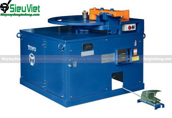 Máy cắt uốn thép công suất 5KW