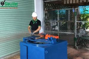 Hướng dẫn sử dụng máy uốn sắt hiệu quả