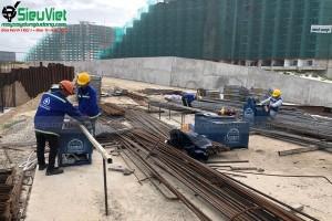 Cho thuê máy gia công sắt xây dựng