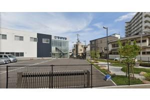 Hãng sản xuất máy cắt uốn thép Toyo Nhật Bản