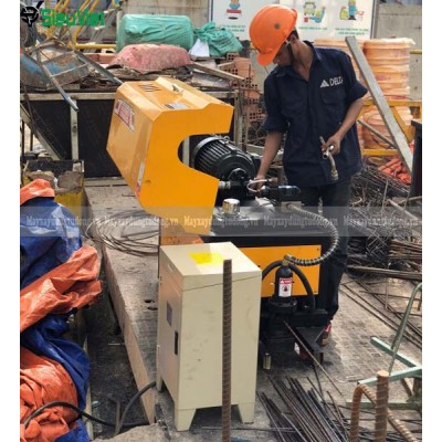 Sửa chữa máy duỗi cắt sắt