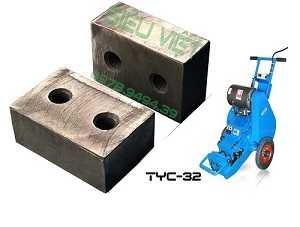 Dao máy cắt sắt D32 TYC32 Tae Yeon Hàn Quốc, máy bánh xe