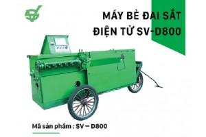 Cho thuê máy bẻ đai tự động sắt xây dựng 6-8mm