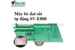 Máy bẻ đai sắt tự động SVE800